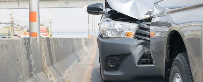 Auto Accident Causes Injury