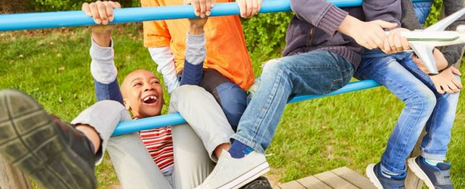 What To Do If Your Child Gets a Concussion Playing Outside This Summer